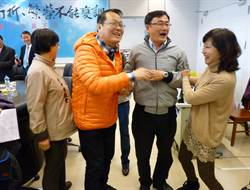 立委補選 蕭家淇、黃國書互攻敵營尋求支持