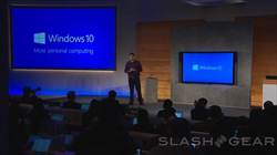 Windows 10發表會,七大整理!