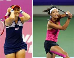 澳網公開賽 謝淑薇、詹詠然同日落敗