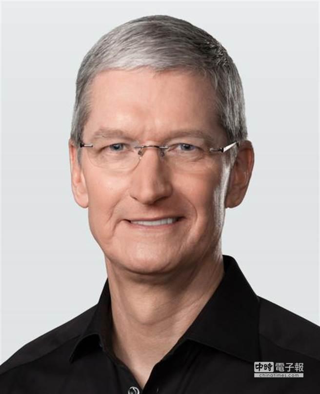 蘋果CEO Tim Cook。(圖/Apple)