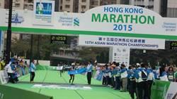 渣打香港馬拉松 首度獲證「香港品牌」