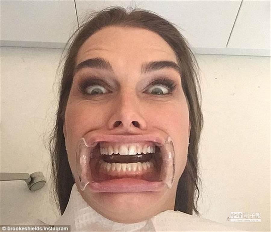 美國「漂亮寶貝」布魯克雪德絲(Brooke Shields)是影壇經典女神代表。(圖/達志影像)