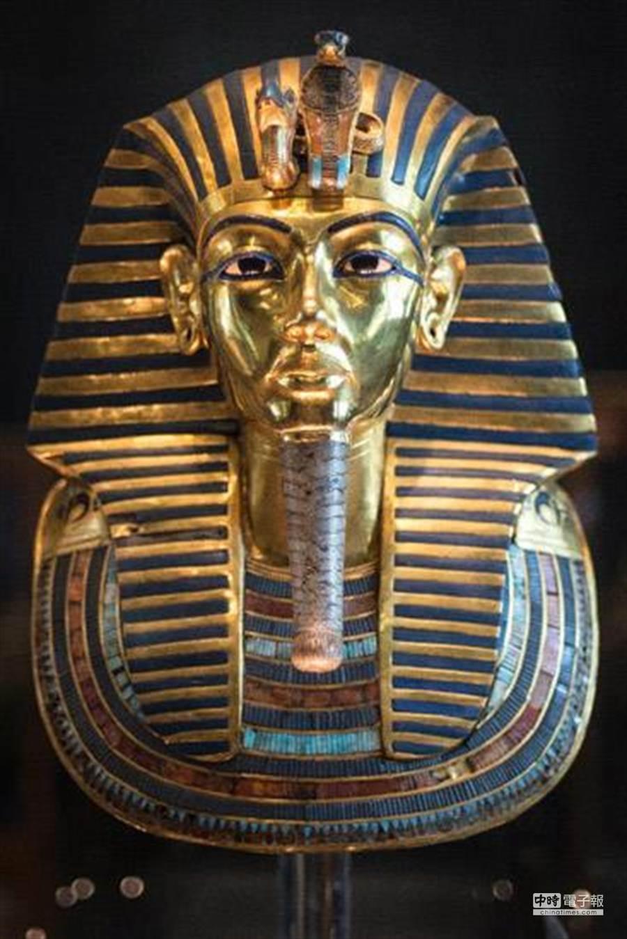 圖坦卡門面具出包,讓埃及博物館承受巨大輿論壓力。(摘自國際在線)