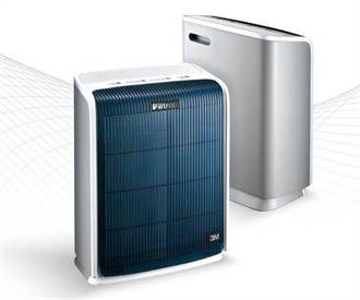 3M淨呼吸空氣清淨機極淨型 極效濾淨 優雅呼吸