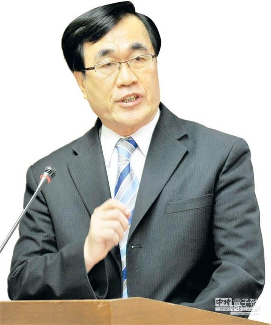 行政院今天上午舉辦秘書長交接典禮,卸任秘書長李四川即將轉任國民黨秘書長。(本報系資料照)