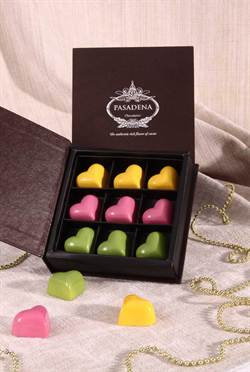 帕莎蒂娜推情人節套餐、巧克力
