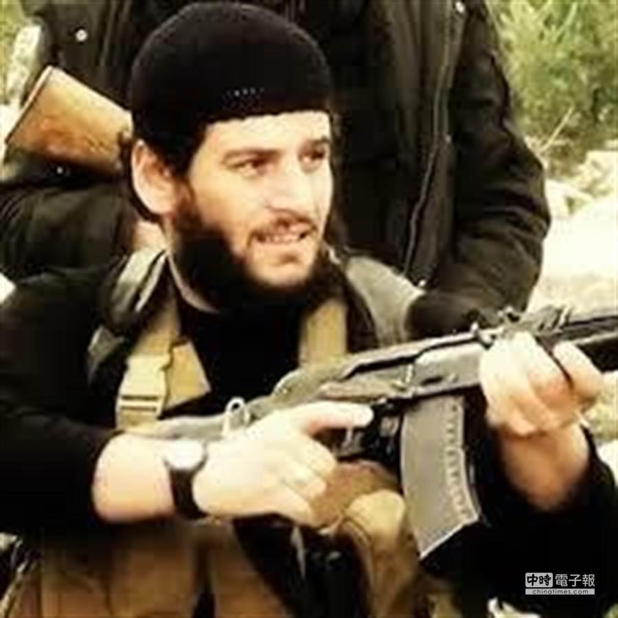 IS發言人阿德那尼揚言繼續恐攻。(翻攝自網路)