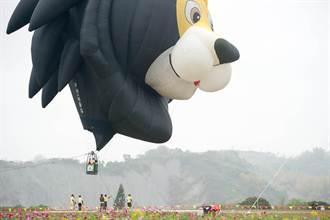 熱氣球嘉年華 今冉冉升空