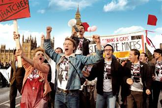 英史上最偉大遊行《驕傲大聯盟》跨越歧視