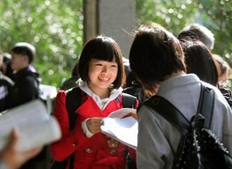 大學學測登場 近15萬考生考前衝刺應考