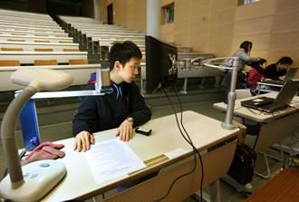 學測登場  身障考生427名創新高