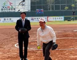 台日韓國際女壘邀請賽 東山高中首戰告捷