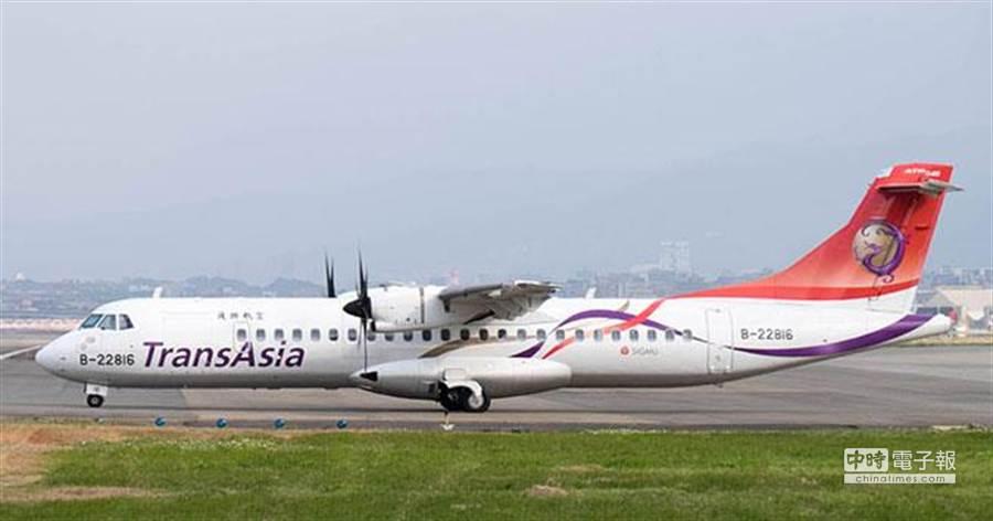 復興航空墜毀的ATR72-600型是去年才引進,使用不到一年就出意外,目前全台有11架該型飛機。(翻攝維基)