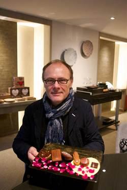 巧克力怎麼吃 大師Jean-Paul Hévin教你吃