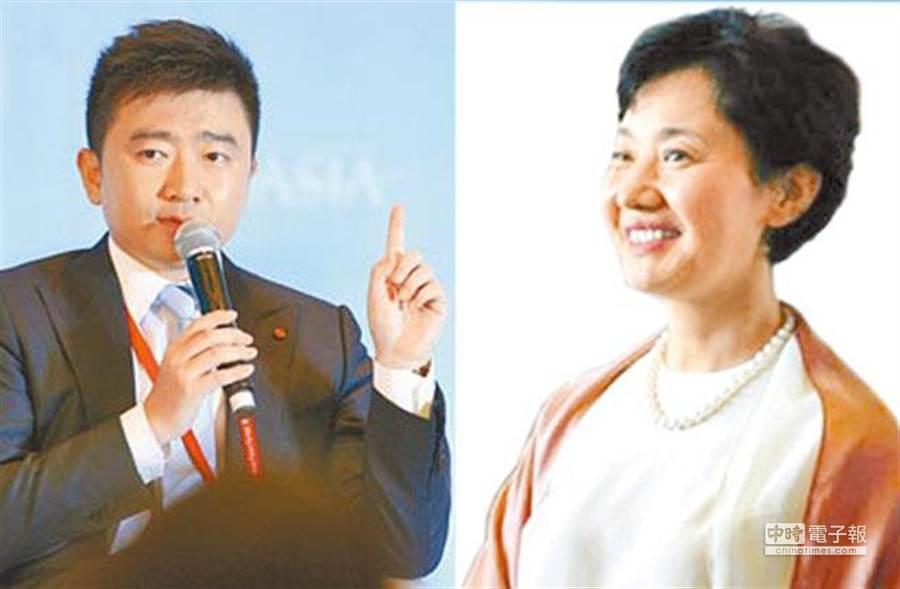 前央视主播芮成钢曾遭全国政协前副主席令计划之妻、57岁的「乾姊」谷丽萍性侵。(资料照片)