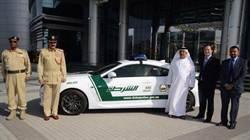 杜拜超跑警車 再添Lexus RC F