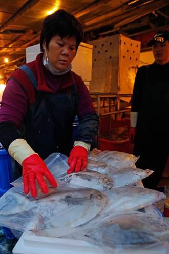 春節到 白鯧魚一斤要價千元?