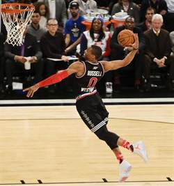 NBA明星賽 韋斯布魯克搶41分助西區奪冠