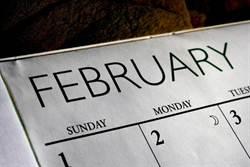 「2月」太難拼 白宮也搞錯