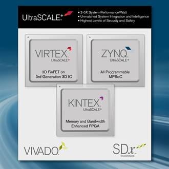 Xilinx揭櫫16奈米UltraScale+產品系列