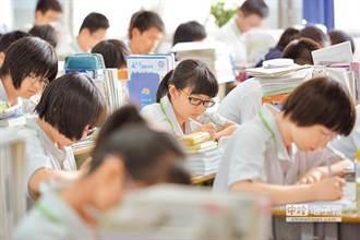 留學低齡化  赴美陸生10年增60倍