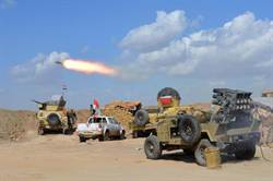 伊拉克部隊進攻提克里特