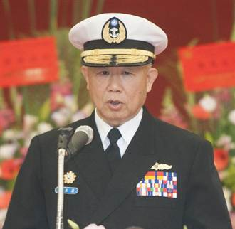 陳永康接國防部軍政副部長 首見軍人轉任