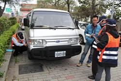 竹市監理突檢安親班車輛 2件違規