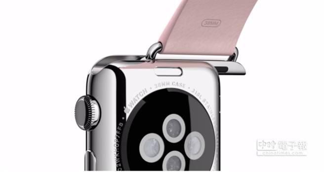 Apple Watch被發現藏有神秘連接埠,可能的使用方法令人充滿想像。(圖/9to5mac)