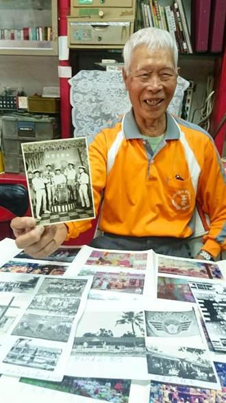竹田國寶攝影師 鄉長就職都他拍的
