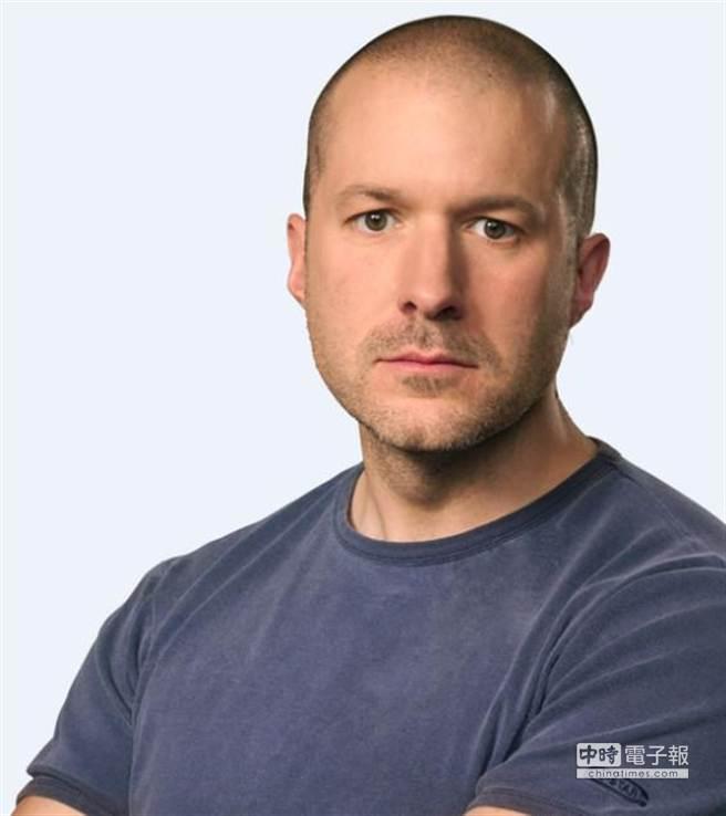 Apple設計部門高級副總裁─Jonathan Ive。(圖/Apple)