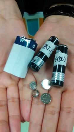加強管制乾電池重金屬含量 環署:與歐盟並駕齊驅