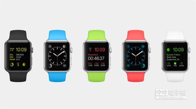蘋果春季發表會展示了不少可搭配Apple Watch的Apps。(摘自Apple.com)
