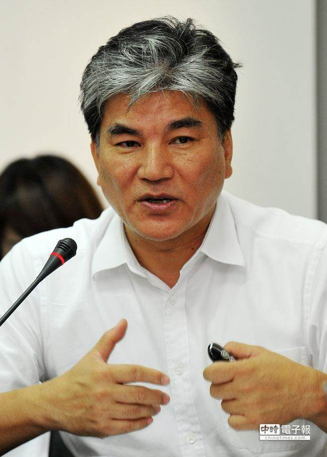 前內政部長李鴻源。(圖/中時資料照片)