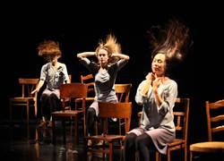 比利時羅莎舞團來台演出《Rosas danst Rosas》《Drumming》雙舞作