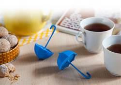 設計感 傘形濾茶器可愛實用