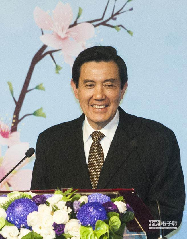 中華民國總統馬英九年薪為642萬8,282元。(資料照片,鄭任南攝)