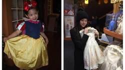 歐陽娜娜巧扮白雪公主、灰姑娘 哪款較好看?