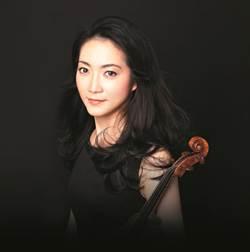 小提琴家諏訪內晶子將與國台交同台飆樂