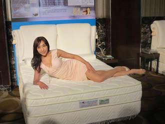 哇塞!台製神奇床墊 要價近40萬