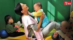 她,息影不當貴婦 樂當「暫時媽媽」