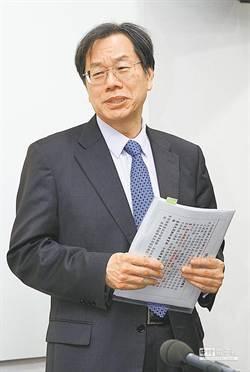 土洋藥品大戰 傳拉下衛福部長蔣丙煌陰謀