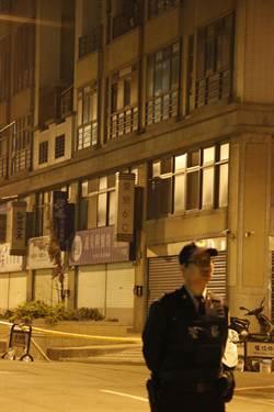 竹北警匪槍戰 小隊長手臂卡9顆散彈