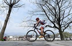 第十届中國黃山國際山地車公開賽在黟縣舉行