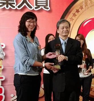 高市勞工局職業重建個管員呂慧瑜獲獎