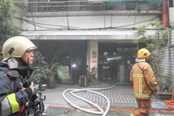 安和路2段顧問公司發生火警
