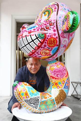 洪易雕塑作品 將赴舊金山展出