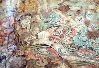 中國現存唯一五代寺觀殿堂壁畫亟待保護