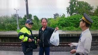 暴力男攻擊列車長 自強號延誤17分鐘