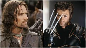 《魔戒》維果莫天森曾有望當「金鋼狼」 兒子因此遺憾
